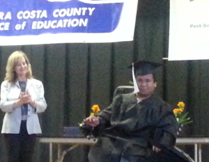 Ryan graduates