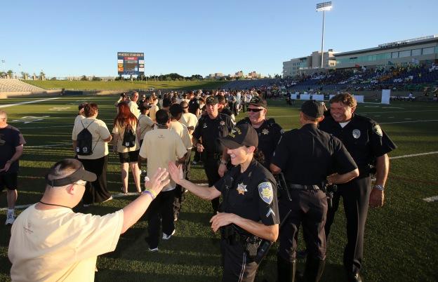 SONC Summer Games Opening Ceremonies