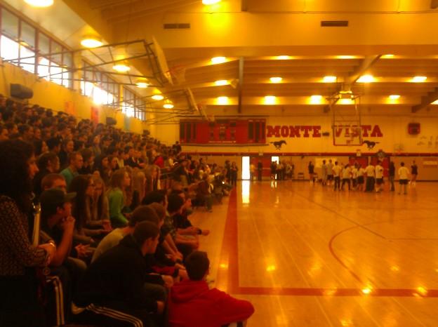 Monte Vista gym
