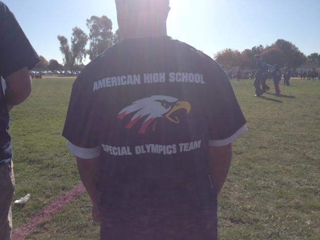 American HS t-shirt