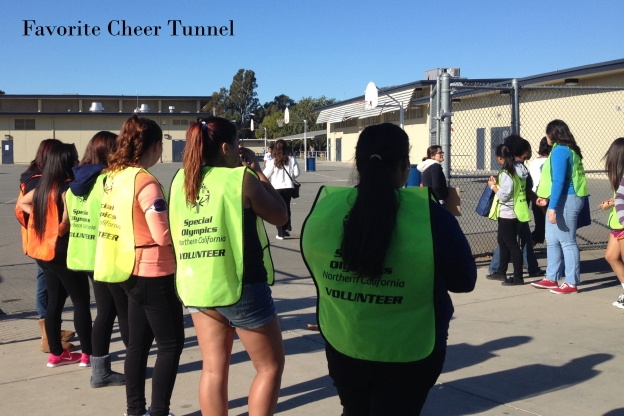 favorite cheer tunnel