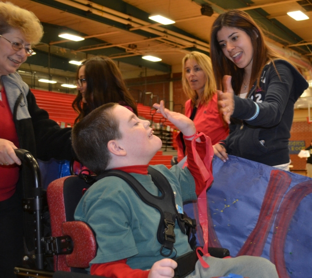 special-olympics-nevada-high-five