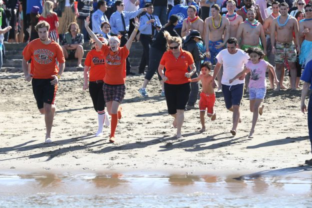 SF 5K and Polar Plunge